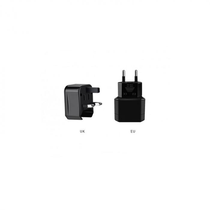 Adaptor Priza EU-UK-USA-AUS HOCO AC1 3