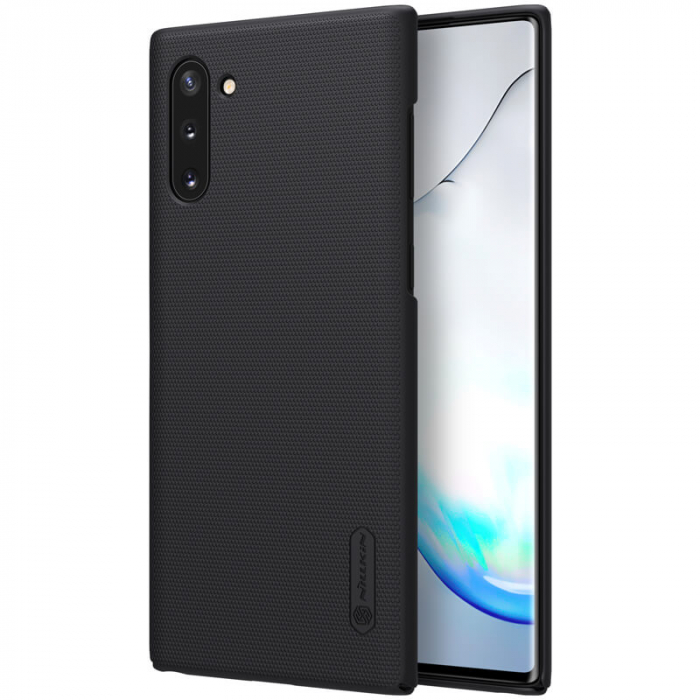 HUSA NILLKIN FROSTED SAMSUNG GALAXY NOTE 10 BLACK 1