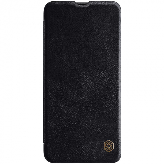 HUSA NILLKIN QIN LEATHER SAMSUNG GALAXY A70 BLACK 0