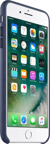 HUSA PIELE APPLE IPHONE 7/8 PLUS MIDNIGHT BLUE 1
