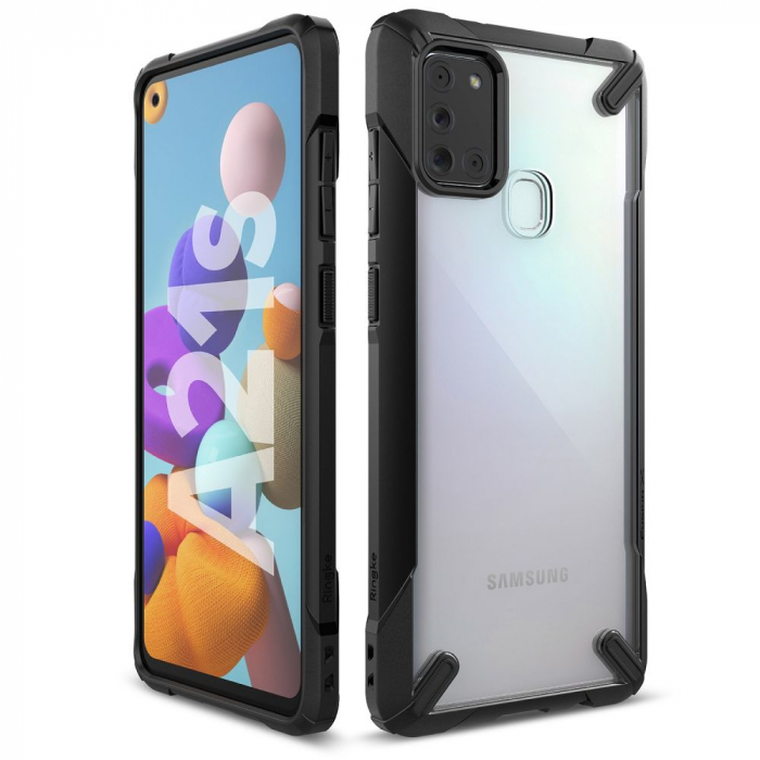 Husa Ringke Fusion X Samsung Galaxy A21s [7]