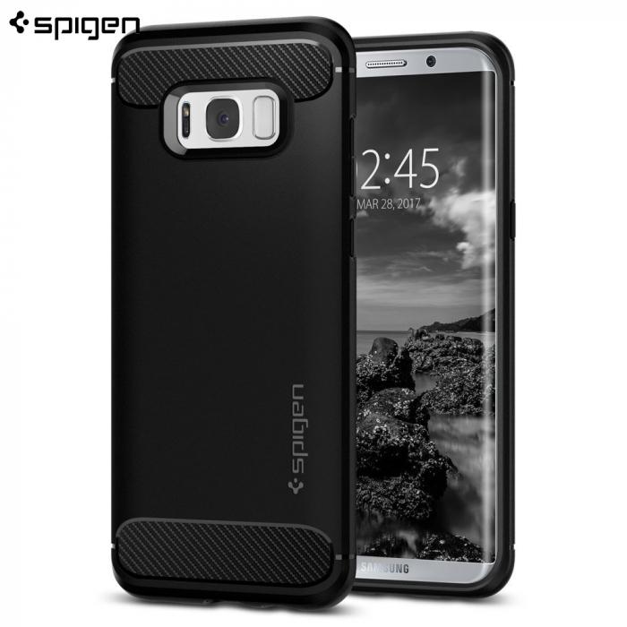 Husa Spigen Rugged Armor Samsung Galaxy S8 [0]