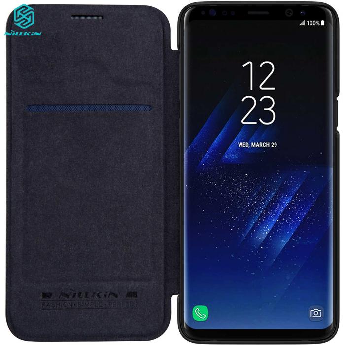 Husa Nillkin Qin Samsung Galaxy S9 Plus [0]