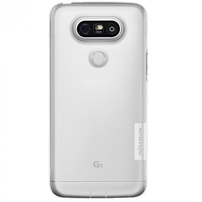 HUSA SILICON TPU LG G5 NILLKIN NATURE 0