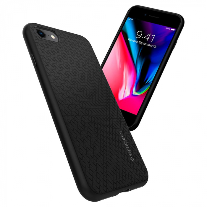 Husa Spigen Liquid Air IPhone 7/8 Plus 4