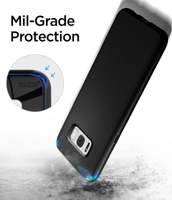 Husa Spigen Liquid Air Samsung Galaxy S8 5