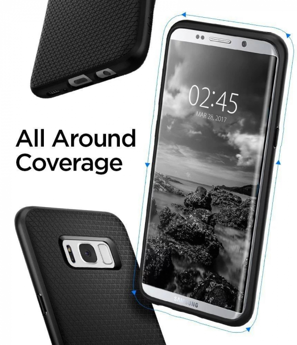 Husa Spigen Liquid Air Samsung Galaxy S8 Plus [6]
