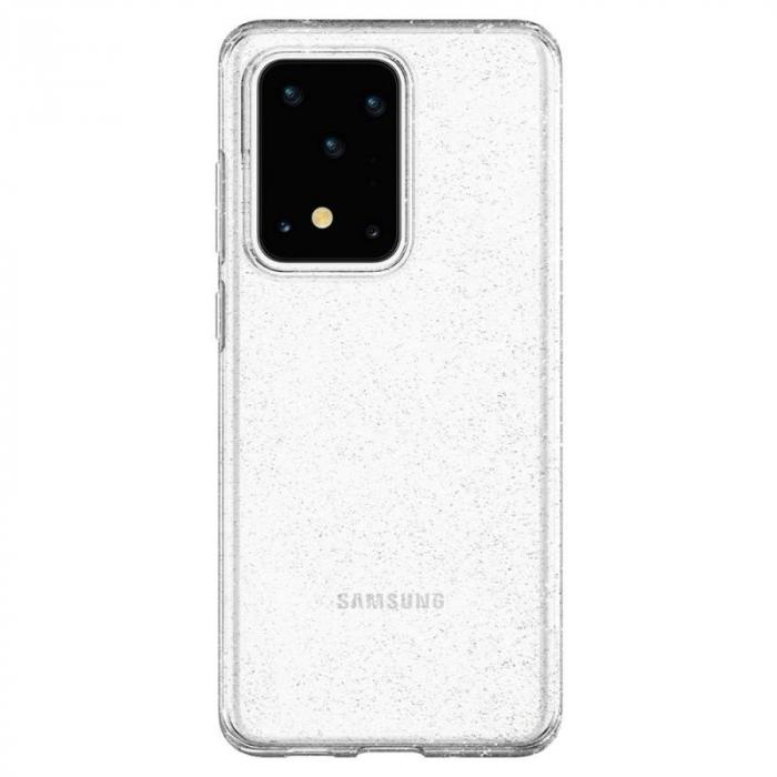 Husa Spigen Liquid Crystal Glitter Samsung Galaxy S20 Ultra 0