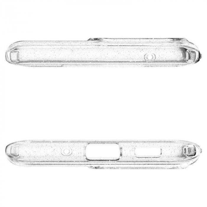 Husa Spigen Liquid Crystal Glitter Samsung Galaxy S20 Ultra 5