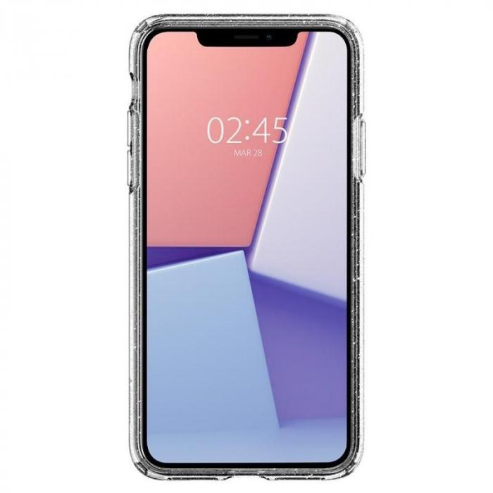 Husa Spigen Liquid Crystal IPhone 11 Glitter 4