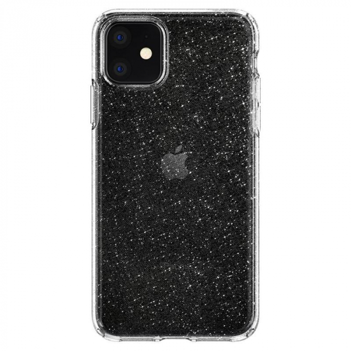 Husa Spigen Liquid Crystal IPhone 11 Glitter 0