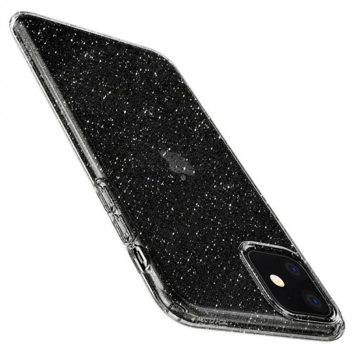 Husa Spigen Liquid Crystal IPhone 11 Glitter 3