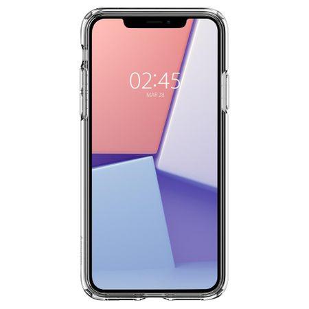 Husa Spigen Liquid Crystal IPhone 11 Pro Max 3