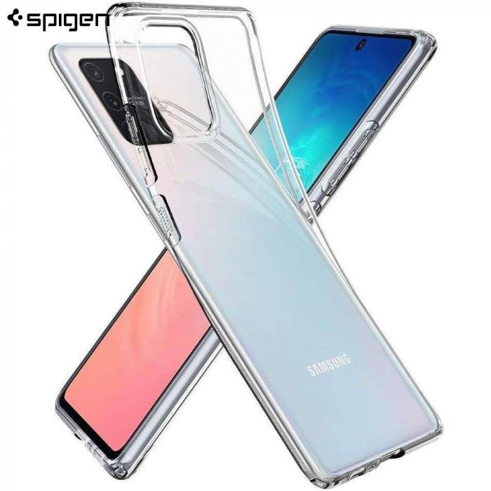 Husa Spigen Liquid Crystal Samsung Galaxy S10 Lite [2]