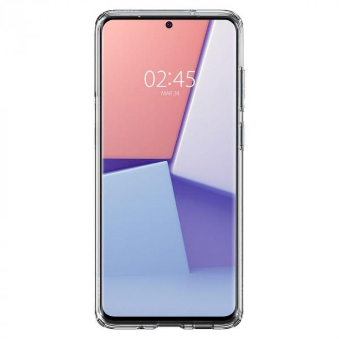 Husa Spigen Liquid Crystal Samsung Galaxy S20 Plus 5