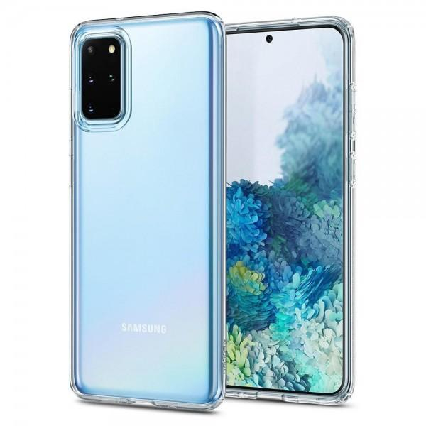 Husa Spigen Liquid Crystal Samsung Galaxy S20 Plus 1