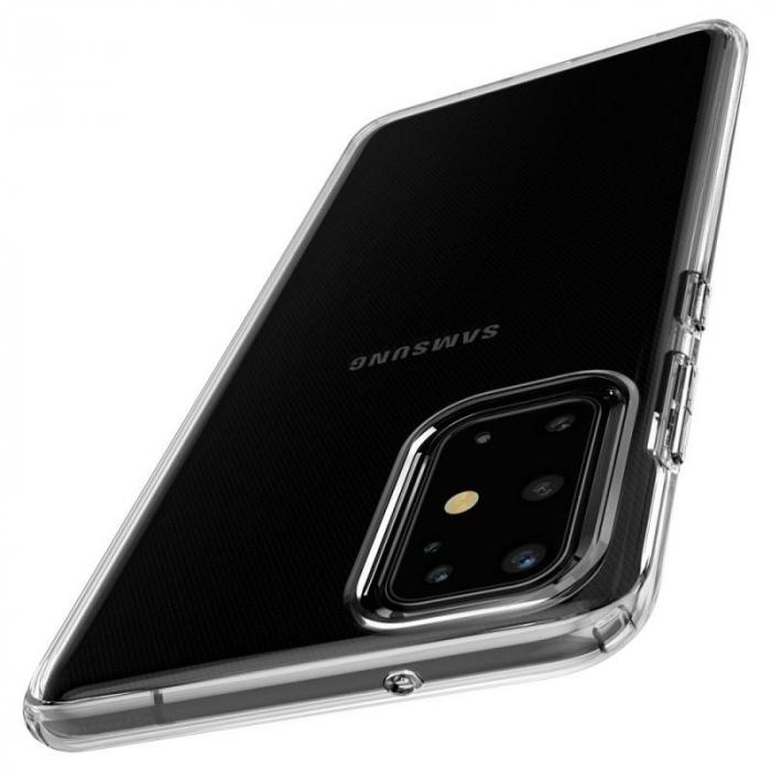 Husa Spigen Liquid Crystal Samsung Galaxy S20 Plus 2