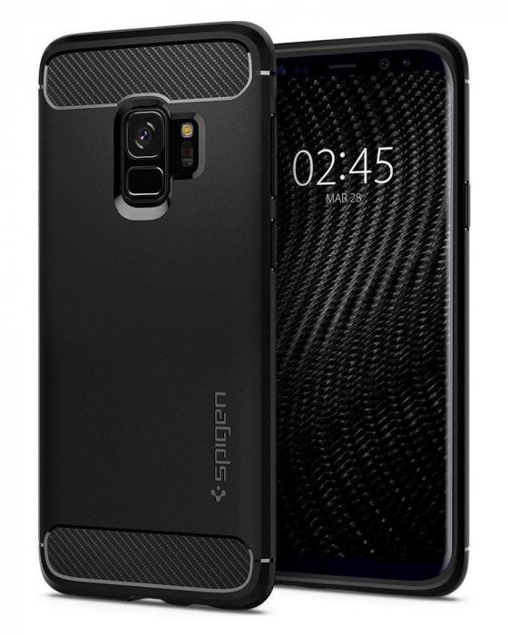 Husa Spigen Rugged Armor Samsung Galaxy S9 [1]