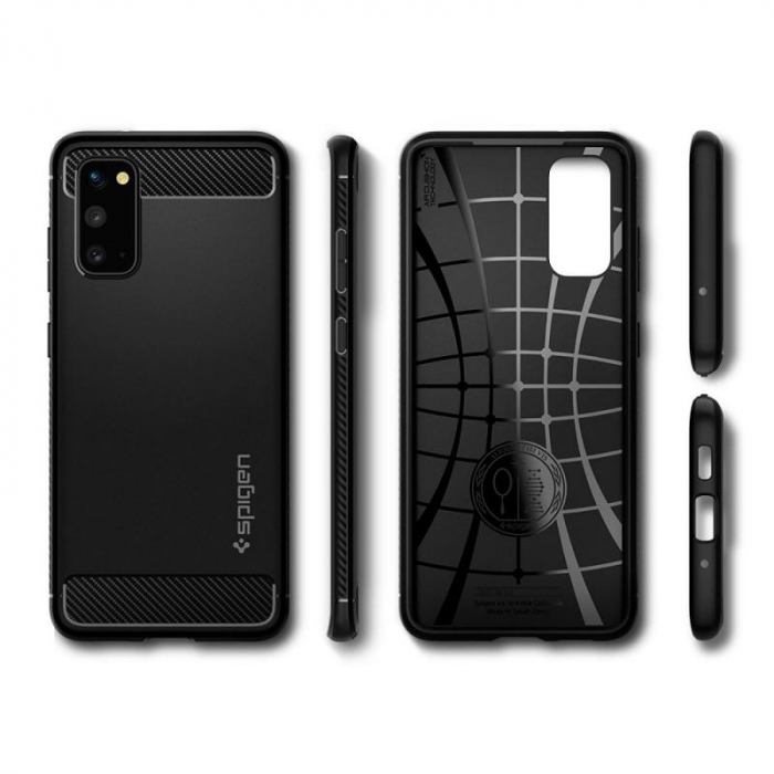 Husa Spigen Rugged Armor Samsung Galaxy S20 1