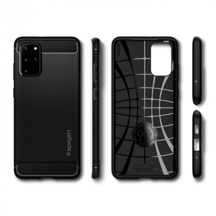 Husa Spigen Rugged Armor Samsung Galaxy S20 Plus 3