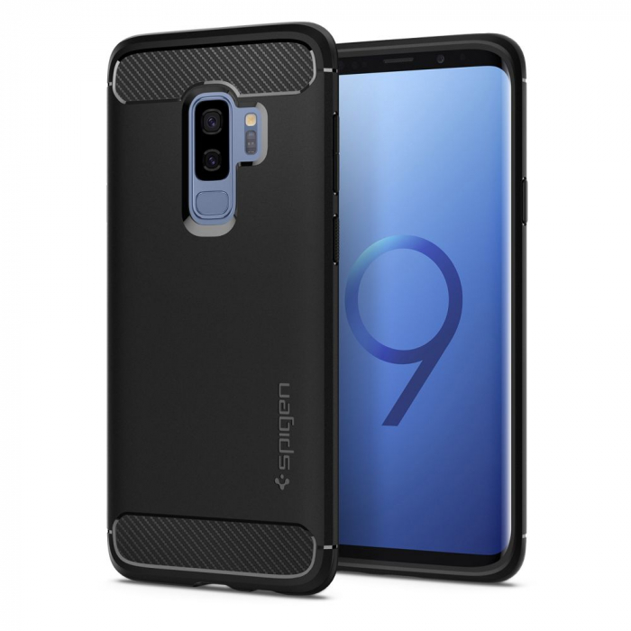 HUSA SPIGEN RUGGED ARMOR SAMSUNG S9 PLUS 0