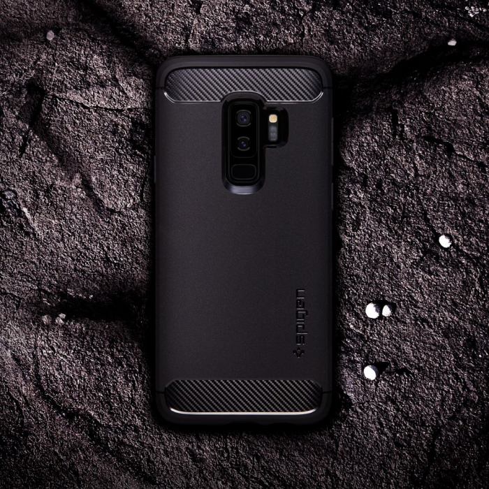 HUSA SPIGEN RUGGED ARMOR SAMSUNG S9 PLUS 9