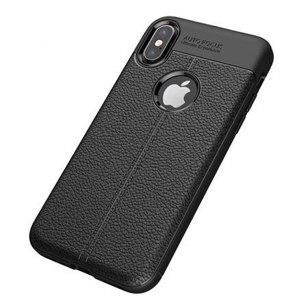 Husa Litchi TPU silicon IPhone X [2]