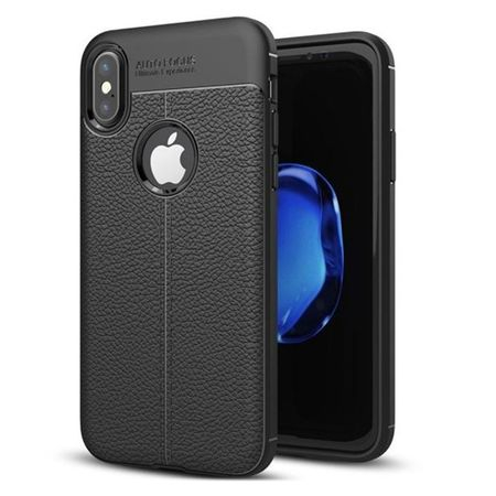 Husa Litchi TPU silicon IPhone X [0]