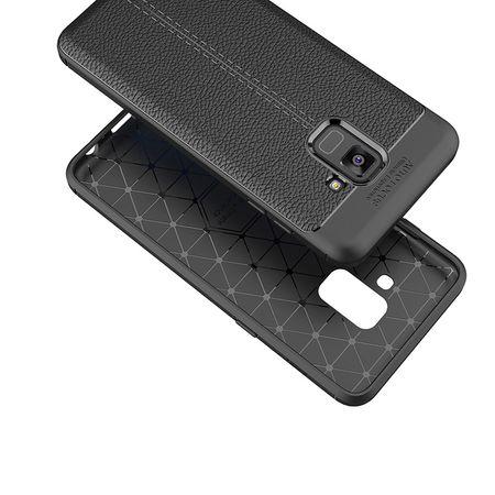 Husa Litchi TPU silicon Samsung Galaxy A530 A8 2018 [2]