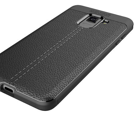 Husa Litchi TPU silicon Samsung Galaxy A530 A8 2018 [5]