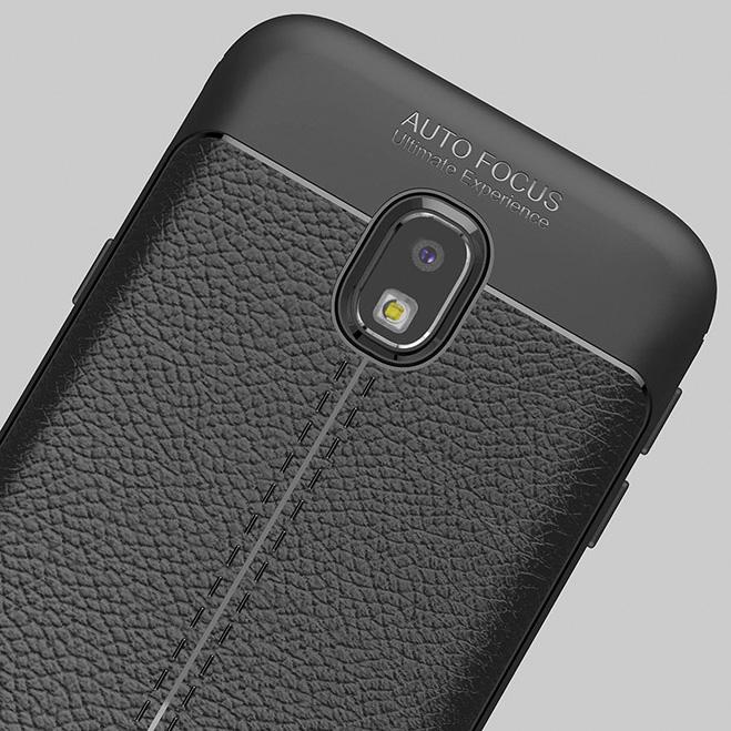 Husa Litchi TPU silicon Samsung Galaxy J330 J3 2017 3