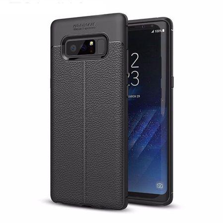Husa Litchi TPU silicon Samsung Galaxy Note 8 0