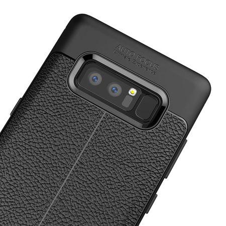 Husa Litchi TPU silicon Samsung Galaxy Note 8 2