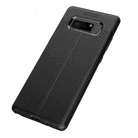 Husa Litchi TPU silicon Samsung Galaxy Note 8 1