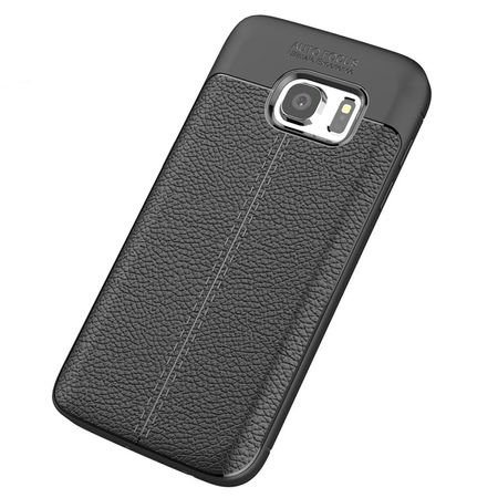 Husa Litchi TPU silicon Samsung Galaxy S7 [4]