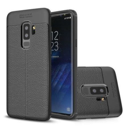 Husa Litchi TPU silicon Samsung Galaxy S8 Plus 2