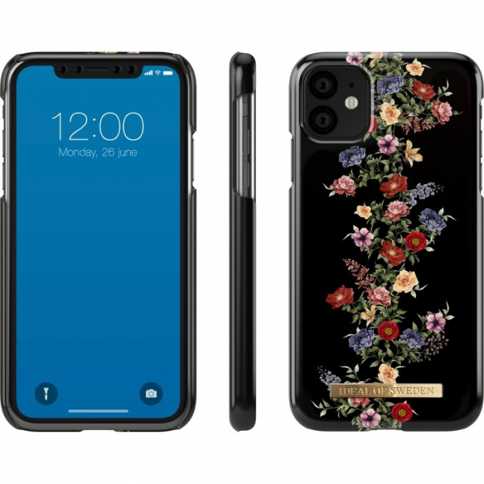 HUSA IDEAL OF SWEDEN IPHONE 11 DARK FLORA 1