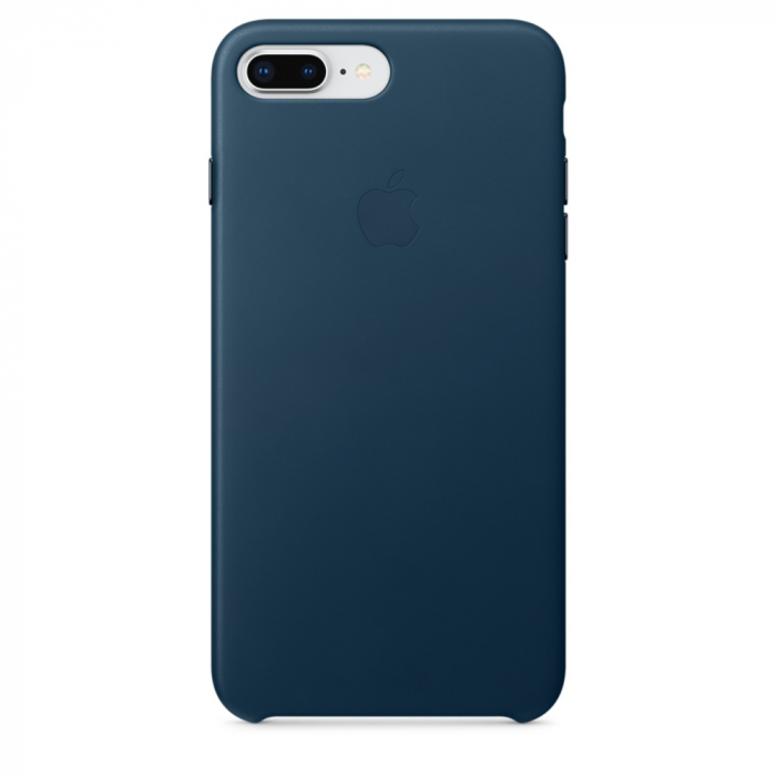 Husa Leather Cover Iphone 7 Plus/8 Plus Cosmos Blue [0]