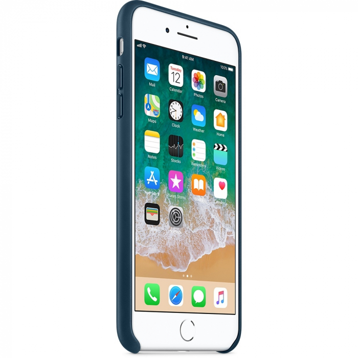 Husa Leather Cover Iphone 7 Plus/8 Plus Cosmos Blue [3]
