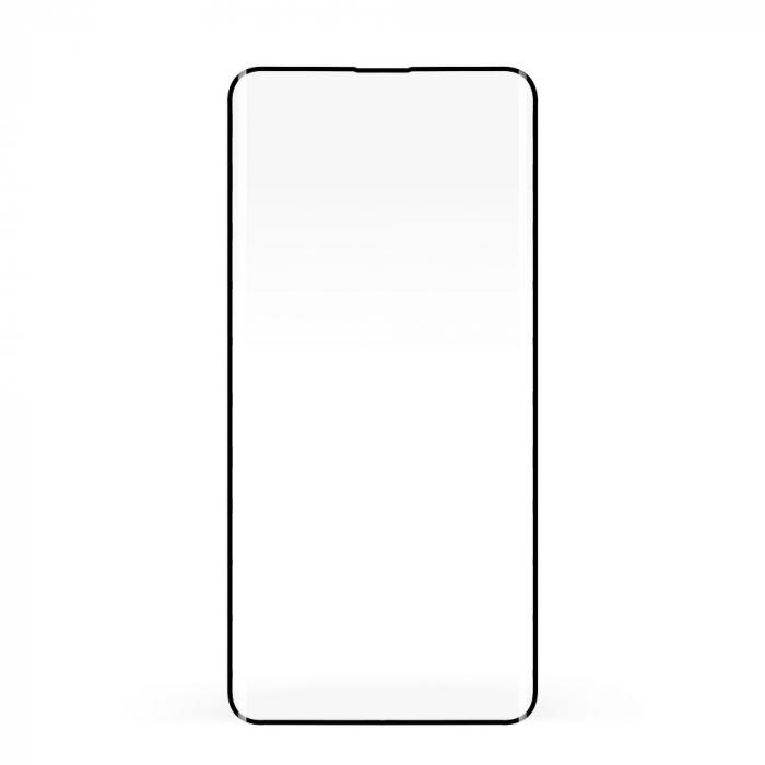 Folie 5D Mr. Monkey Samsung Galaxy S10 full AB glue cu rama [5]