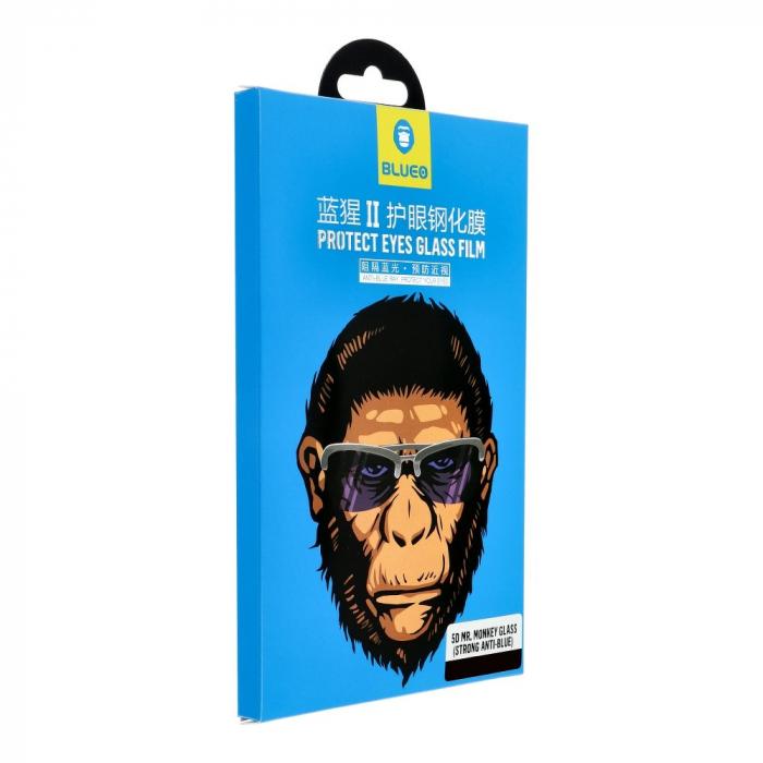 Folie 5D Mr. Monkey Glass IPhone 12 Mini Strong HD [0]