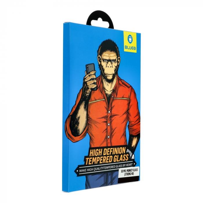 Folie 5D Mr. Monkey IPhone 11 Pro Strong HD [0]