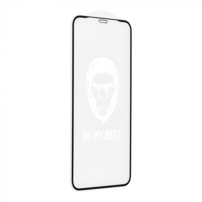 Folie 5D Mr. Monkey Glass IPhone 12 Mini Strong HD [1]