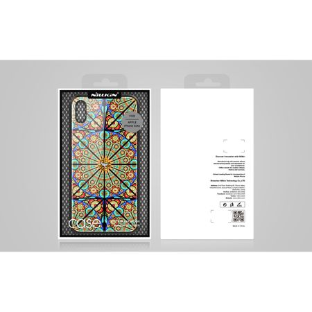 Nillkin Brilliance case IPHO XS Max black 3