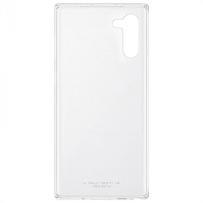 Original Clear Cover EF-QN970TT Samsung Note10 N970 Transparent 0