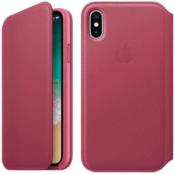Husa Apple Leather Case IPhone X/XS 1
