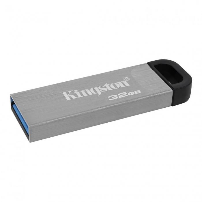 Stick memorie Kingston Data Traveler Kyson 32GB USB 3.2 metalic [1]