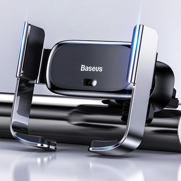 Suport auto Baseus Mini cu prindere electrica SUHW01-01 [6]