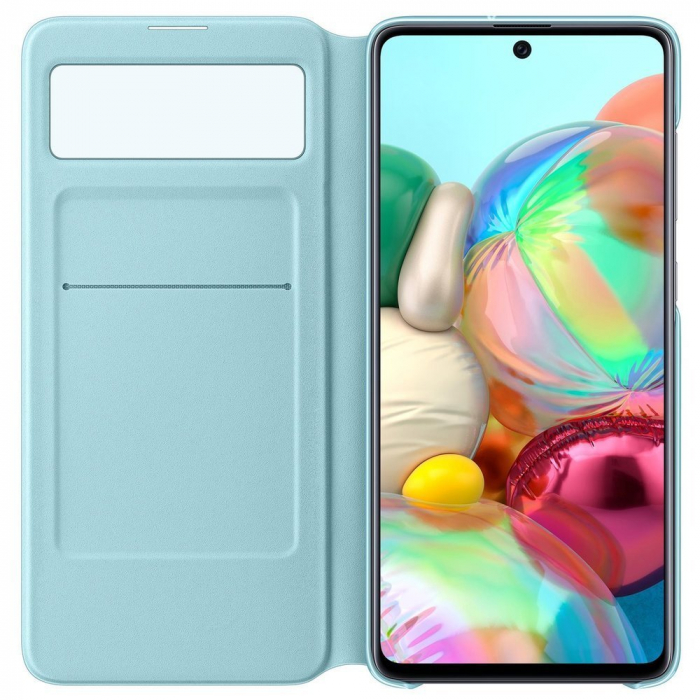 Husa de protectie Samsung S View Wallet Cover Samsung Galaxy A71 4
