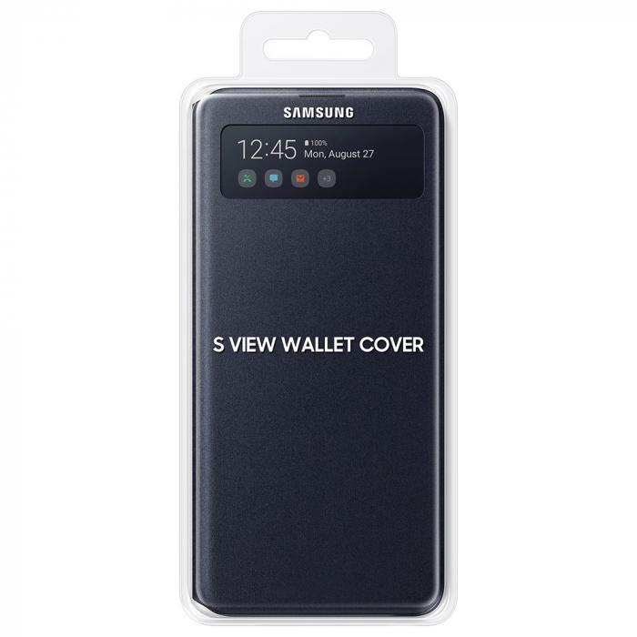 Husa de protectie Samsung S View Wallet Cover Samsung Galaxy A71 5